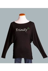 Team 44 Apparel Final Sale Ruched Side Top