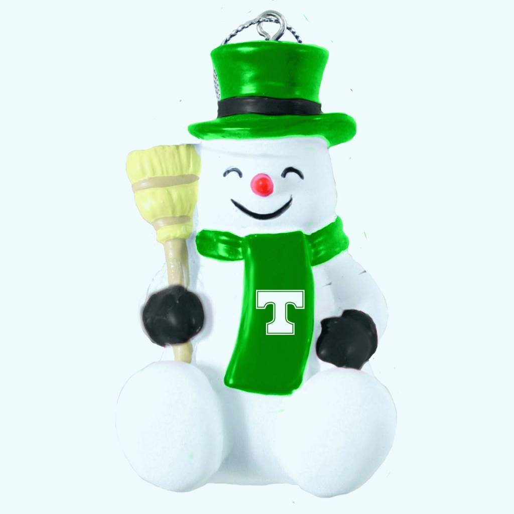 Spirit Products Snowman Ornament