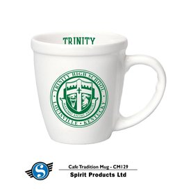 Spirit Products Trinity White Coffee Mug