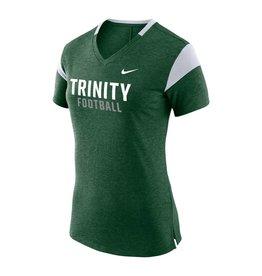 Nike Final Nike Ladies' Football  V-neck Tee