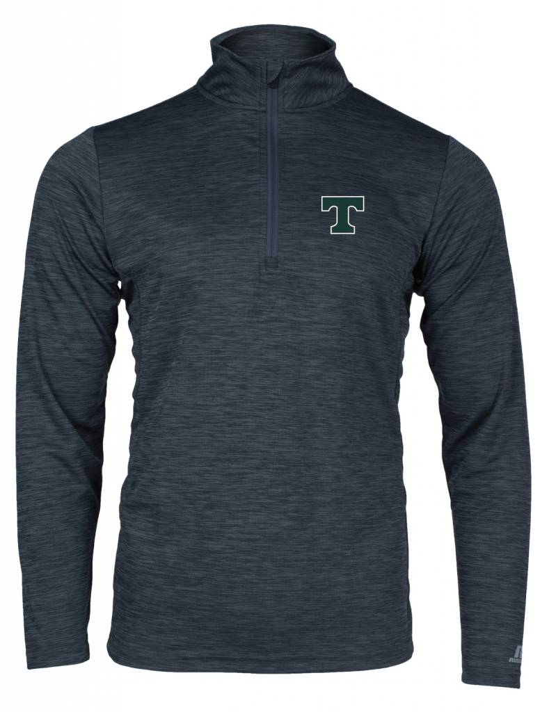 Russell Team Issue 1/4 zip Pullover