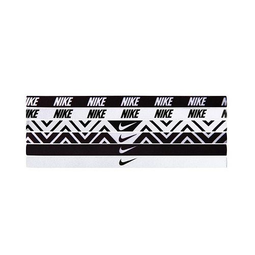 Nike Nike Prinited Headbands 6 pack