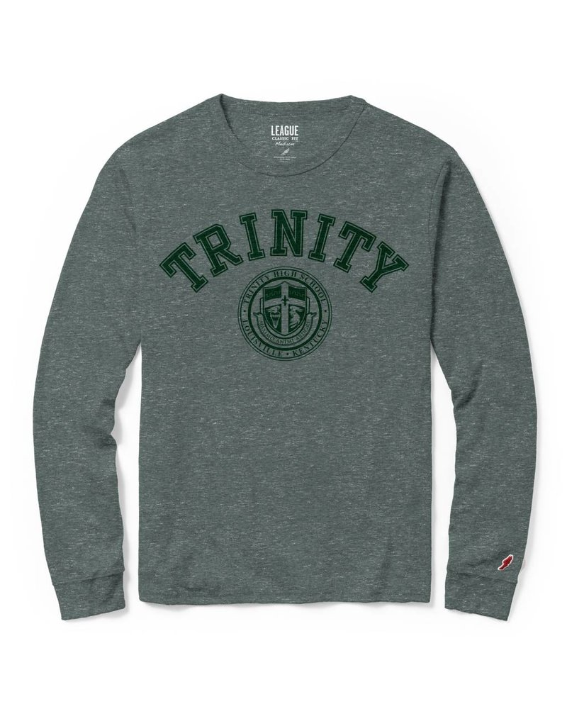 League College Tri Blend Long Sleeve