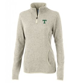 Charles River Women's Oatmeal Heather Fleece