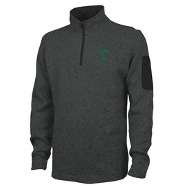 Charles River Heather Fleece Pullover