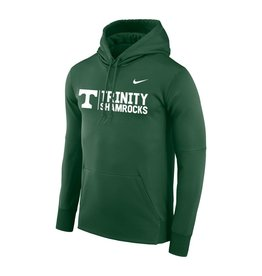 Nike Final Sale Nike Therma PO Green Hoodie