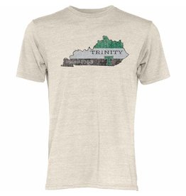 Blue 84 Men's Tri Blend State Tee