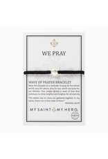 My Saint My Hero We Pray Bracelet