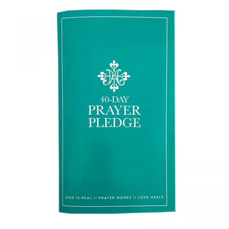 40 -Day Prayer Pledge