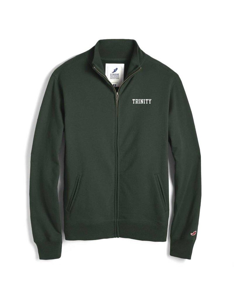 League Cotton Track Jacket