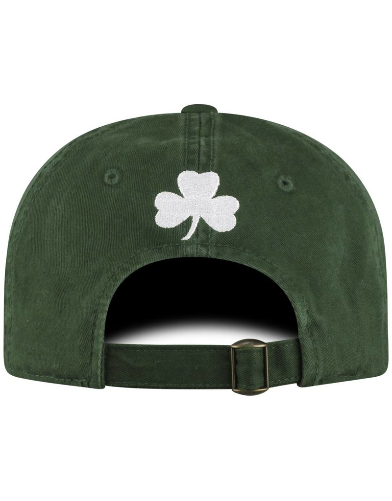 Top of the World Green Cotton Crew Adjustable Hat