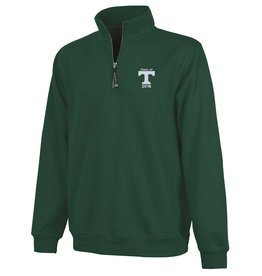 Charles River Senior 1/4 Zip Sweatshirt Class of 2018