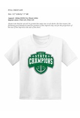 Digital Promotions Youth State 2017 Champ Tee