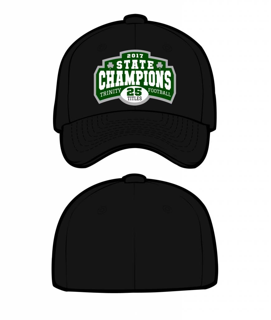 Zephyr Final Sale State Champs 2017 Football Hat
