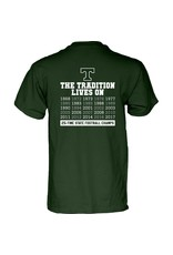 Blue 84 Final Sale State Champs 2017 Football Tee