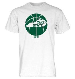 Blue 84 2018 Basketball Take State Tee