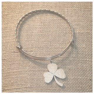 McTickets Bracelet Bangle Silver