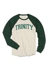 Legacy Athletics Green Raglan Sleeve Long Sleeve Tee