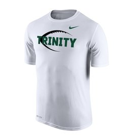 Nike Football New White Dri Fit S/S