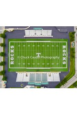 Aerial Photo of Trinity's Athletic Field
