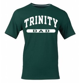 Russell New Trinity Dad Green Tee