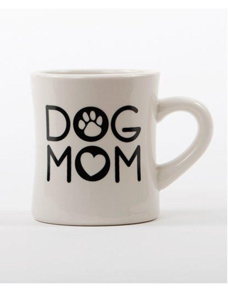 Dog Speak Diner Mug 10 Oz