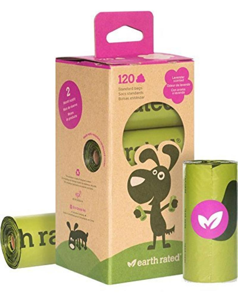 EARTH RATED POOPBAGS EARTH RATED POOPBAGS CASE 120 ECO-FRIENDLY BAGS