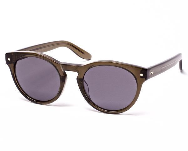 Ny Sunglasses  nothing company gaviota sunglasses moss polarized west of camden