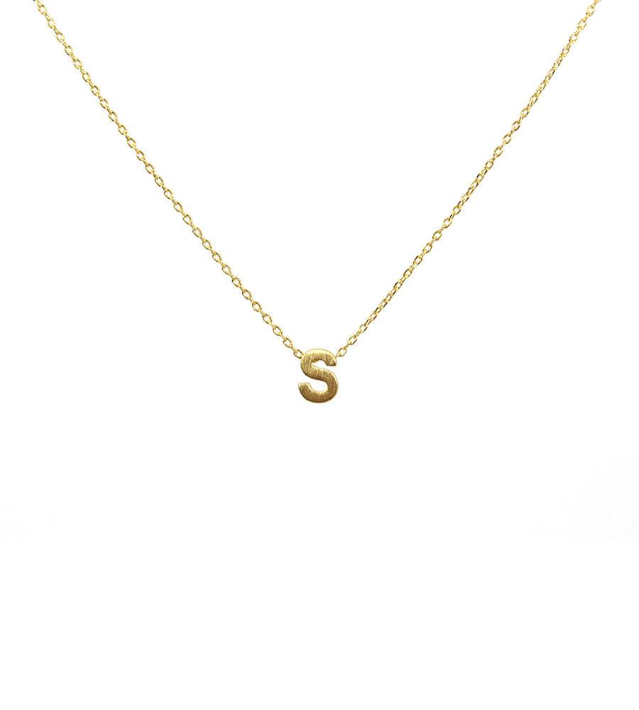 West of camden west of camden initial necklace gold s west of camden initial necklace gold s aloadofball Choice Image