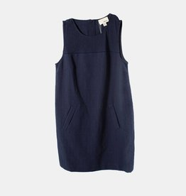 THE KORNER Navy SL Dress