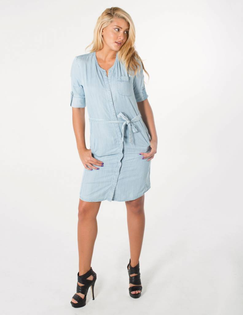 HINT Denim Dress