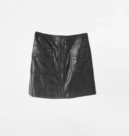 HINT Rebecca Minkoff Leather Skirt