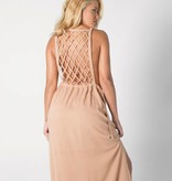 LENNY NIEMEYER Hay Canvas Dress