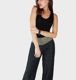 FRESH LAUNDRY Fold Over Pants Rd1008