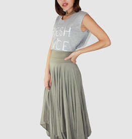 FRESH LAUNDRY Fold Over Skirt NS1402