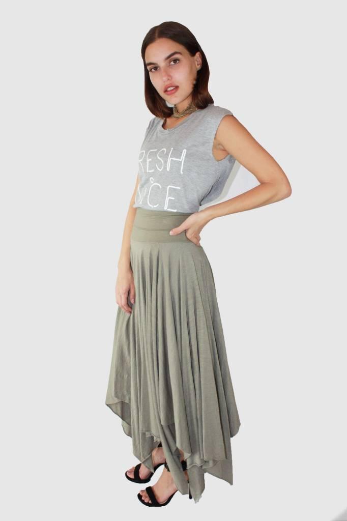 FRESH LAUNDRY Fold Over Skirt NS1402