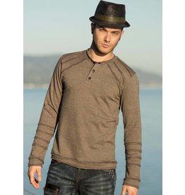 Nomads Mens Matrix Sweater (Black) L