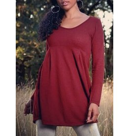 Sweet Skins Empire Tunic Dress