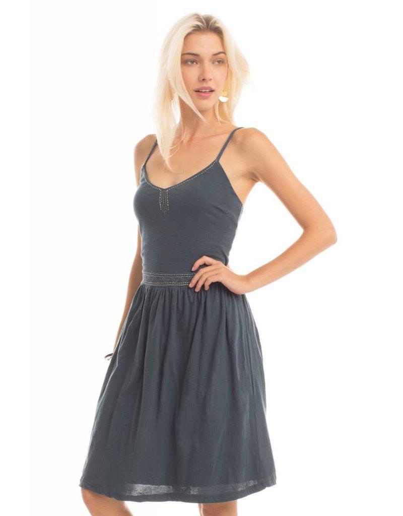 Synergy Zig Zag Stitch Dixie Dress