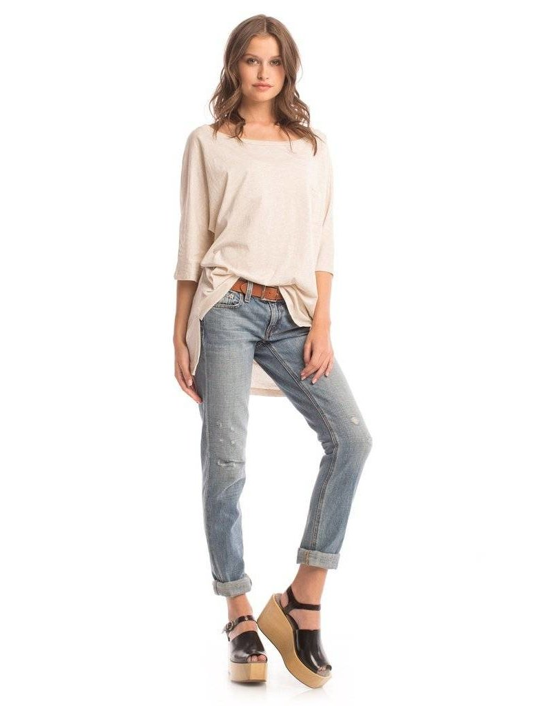 Synergy Heathered Paige Top