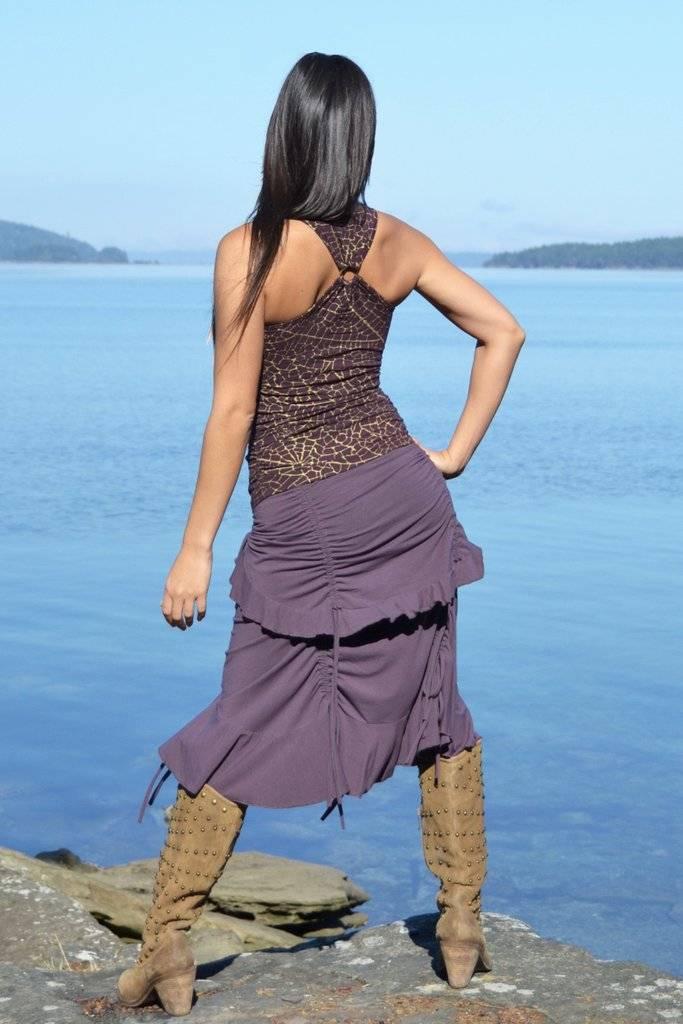 MahaDevi Esmeralda Skirt