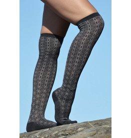 MahaDevi Over the knee Bamboo Socks