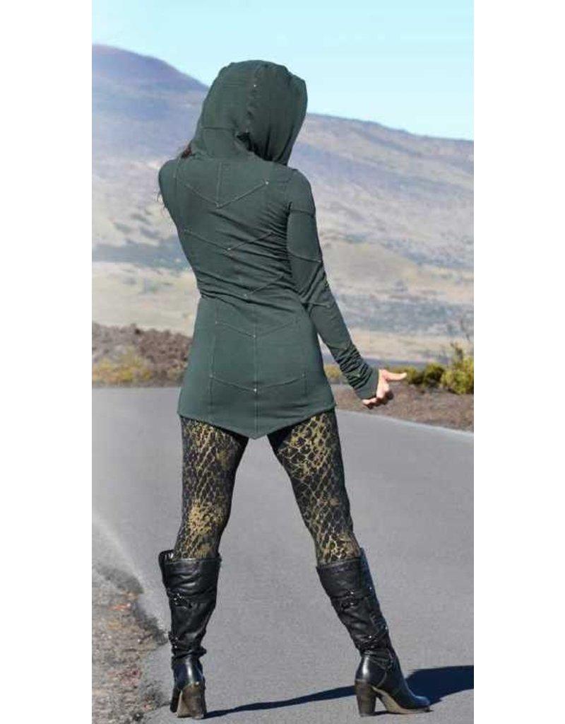 MahaDevi Daniella Hooded Jacket