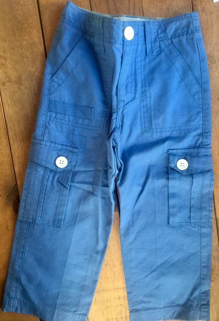 Of the Earth Boy's Mission Cargo Pant's