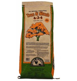 Down to Earth Distributors TREE & SHRUB MIX 4-2-4   25LB