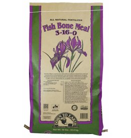 Down to Earth Distributors FISH BONE MEAL 3-16-0   50LB
