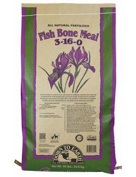 Down to Earth Distributors FISH BONE MEAL 3-16-0   50LB