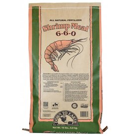 Down to Earth Distributors SHRIMP MEAL  6-6-0   15LB