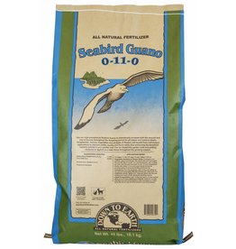 Down to Earth Distributors SEABIRD GUANO  0-11-0   	40LB