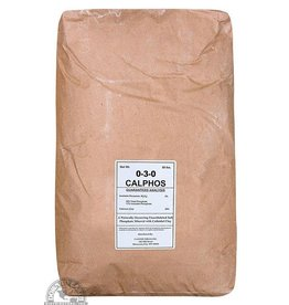 Down to Earth Distributors CALPHOS POWDER 0-3-0 	50LB